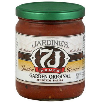 Generic Jardine's 7J Ranch Garden Reserve Garden Original Medium Salsa, 15.5 oz, (Pack of 6)