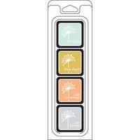 Crown Marking Equipment Co. Hero Arts Dye Inks 4 Color Cubes-Garden