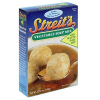 Streit's Vegetable Soup With Matzo Ball, 4.75-Ounce Units (Pack of 12) ( Value Bulk Multi-pack)