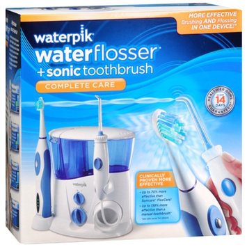 WaterPik WaterFlosser + Sonic Toothbrush