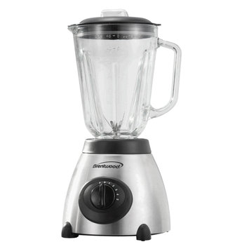 Brentwood JB-800 5-speed Stainless Steel Electric Blender