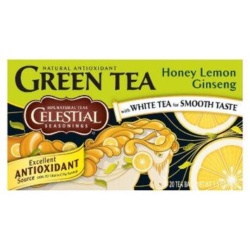 The Hain Celestial Group, Inc. Celestial Seasonings Honey Lemon Ginseng Green Tea 20 ct, 6 pk