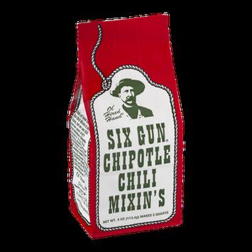 Six Gun Chili Mixin's Chipotle