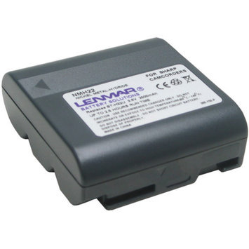 Lenmar Replacement Battery for Sharp Camcorders - Black (NMH22)