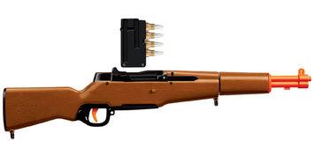 Buzz Bee Toys RuffStuff Combat M1 Foam Dart Gun - recaro north