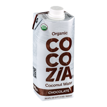 Cocozia Coconut Water Chocolate