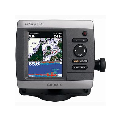 Garmin GpsmapR 441S Marine Gps Receiver Model 010-00766-01