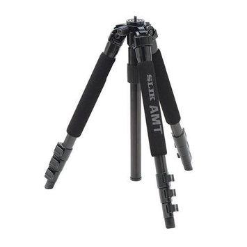 Slik Able 340DX A.M.T 4 Section Titanium Tripod Legs Only - Black