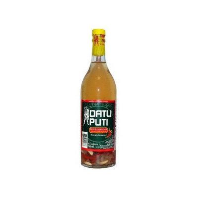 My Filipino Grocery Datu Puti White Vinegar Spiced Sukang Maasim, 25 Ounce