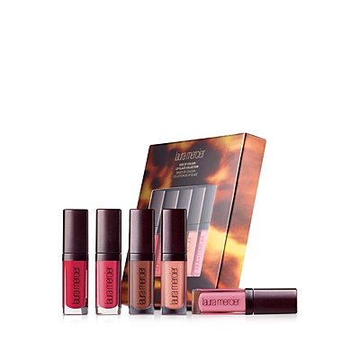 Laura Mercier Kiss of Colour Lip Glace Collection