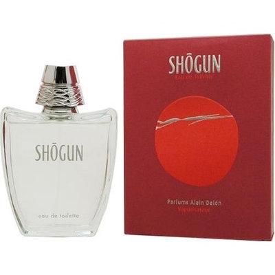 Shogun By Alain Delon For Men. Eau De Toilette Spray 3.4 Ounces