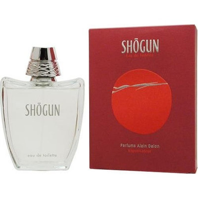 Shogun By Alain Delon For Men. Eau De Toilette Spray 3.4 Ounces