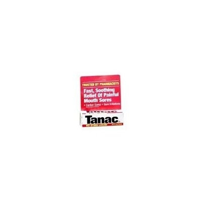 Pharmacists Tanac Liquid for Relief of Painful Mouth Sores - 0.45 Oz