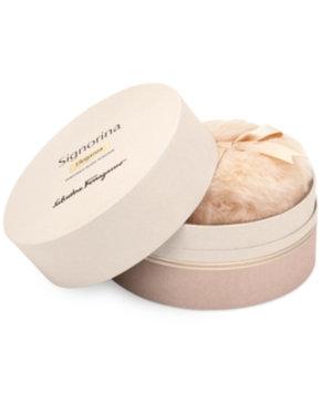 Salvatore Ferragamo Signorina Eleganza Perfumed Body Powder, 2.3 oz