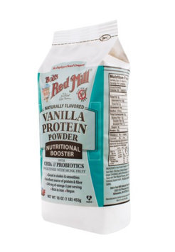 Bob's Red Mill Protein Powder Nutritional Booster Vanilla 16 oz