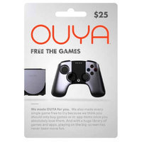 Ouya OUYA $25 Game Card