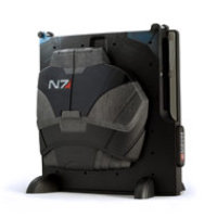 Calibur 11 PlayStation 3 Vault: Mass Effect 3