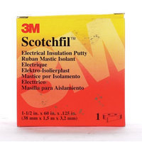 3M SCOTCHFIL Insulation Putty Tape, Black