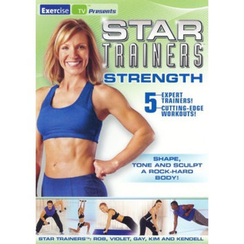 Lions Gate Entertainment Star Trainers-strength [dvd] [eng/2.0] (lions Gate Home Ent.)