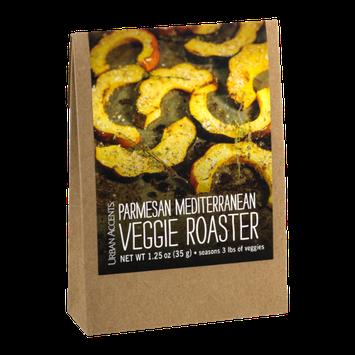 Urban Accents Parmesan Mediterranean Veggie Roaster
