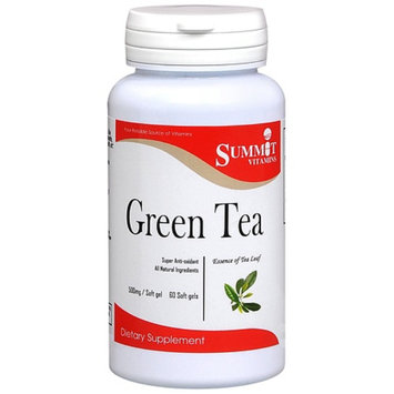 Summit Vitamins Green Tea Softgels