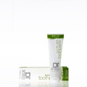 Dr Sharp Dentistry Dr Sharp Natural Oral Care Toothpaste Whitening Green Tea 3.5 oz