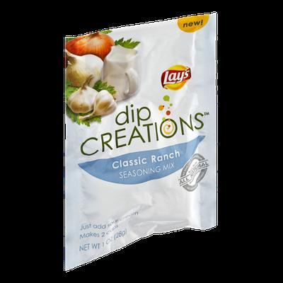 LAY'S® Dip Creations Classic Ranch Seasoning Mix