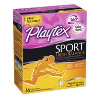 Playtex® Sport® Fresh Balance™