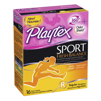Playtex® Sport® Fresh Balance™