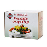 Norpro Biodegradable Kitchen Compost Bags