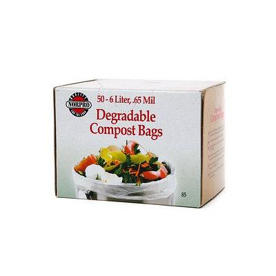 Norpro Biodegradable Kitchen Compost Bags