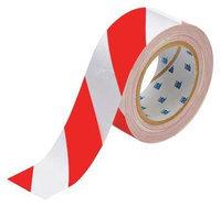 TOUGHSTRIPE 104318 Floor Marking Tape, Roll,2In W,100 ft. L