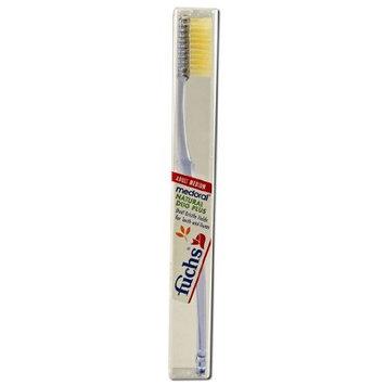 Fuchs Adult Medium Medoral Natural Duo Plus Toothbrush