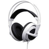 Steel Series SteelSeries Siberia V2 USB Headset, White