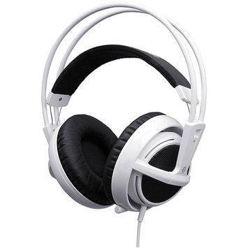 Steel Series SteelSeries Siberia V2 USB Headset, White