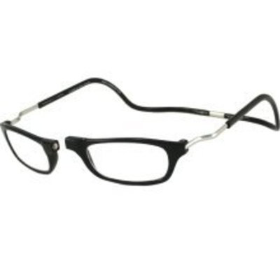 CliC Adjustable Front Connect Ready Readers, 2.50 Strength, Light Tortoise