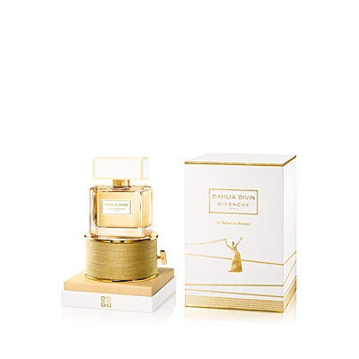 Givenchy Dahlia Divin Eau de Parfum Music Box