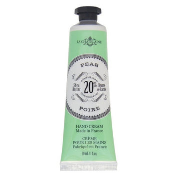 La Chatelaine Pear Hand Cream