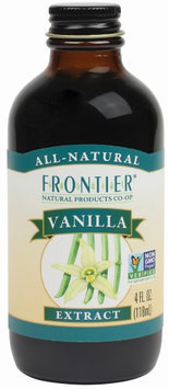 Frontier Natural Products Vanilla Extract 4 fl oz