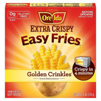 Ore-Ida Easy Fries Extra Crispy Golden Crinkles French Fried Potatoes