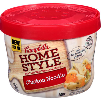 Campbells Campbell's Home Style Chicken Noodle Soup 15.3 oz