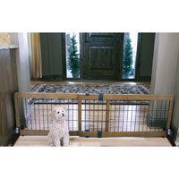 Carlson Pet Design Studio 2-in-1 Free Standing Gate