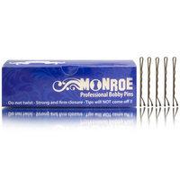 Monroe Brush Monroe Professional Bobby Pins Black 1 Pound