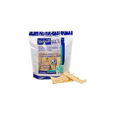 Virbac C.E.T. Oral Hygiene Rawhide Dog Chews, Large
