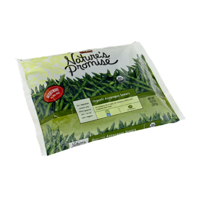 Giant Nature's Promise Organics Organic Asparagus Spears