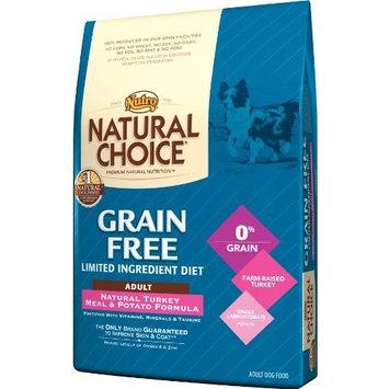 Natural Choice Dog Natural Choice Grain Free Turkey Meal and Potato Formula Adult Dog Food, 24-Pound