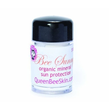 Queen Bee Skin Care Bee Sunny SPF 35 Mineral Powder Sunscreen Zinc Oxide & Titanium Can