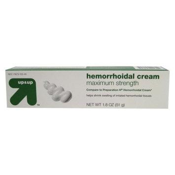 up & up UP HEM CREAM 1.8OZ HEMORRHOIDAL CRM