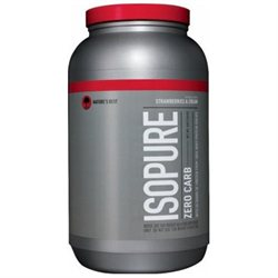 tures Best Nature's Best - Isopure Perfect Low Carb Dutch Chocolate - 1 lb.