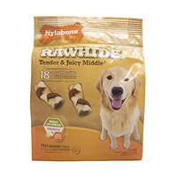 Nylabone Toro Braid Dog Treats - Filet Mignon Flavor
